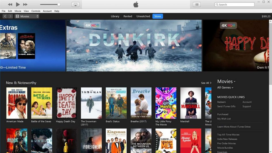iTunes Comes to the Windows 10 App Store
