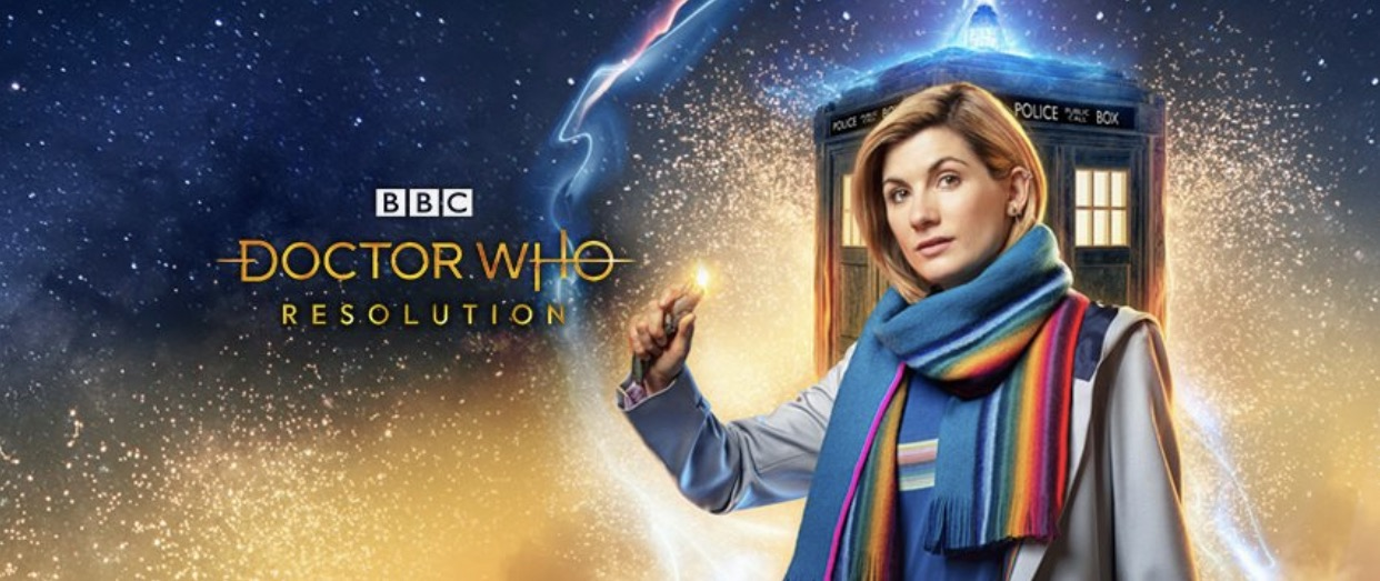 dr who christmas special 2019